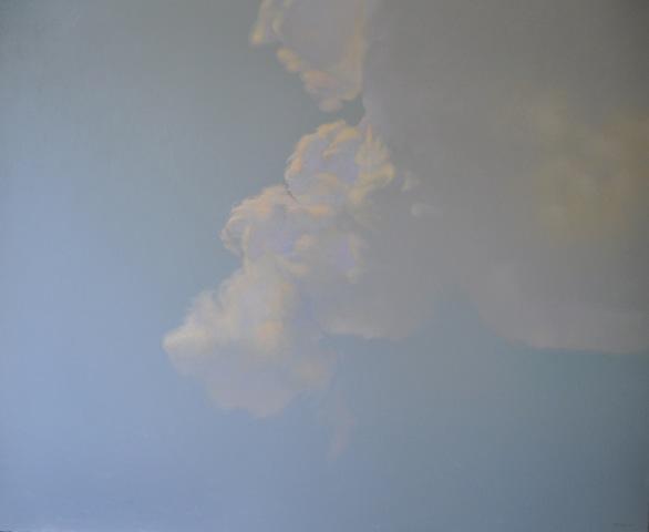 Rob Gutteridge, 'So near', 180x220cm. Courtesy the artist.