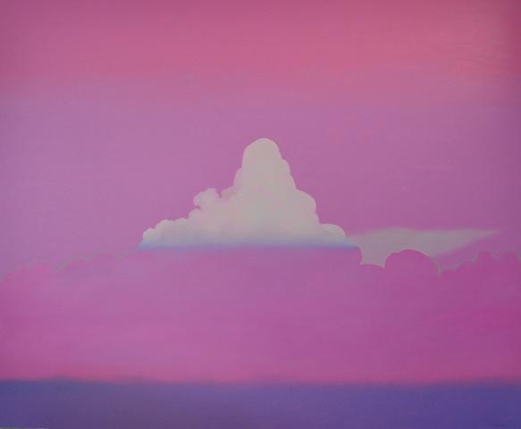 Rob Gutteridge, 'Malaysia sky', Oil on linen, 180x220cm. Courtesy the artist.