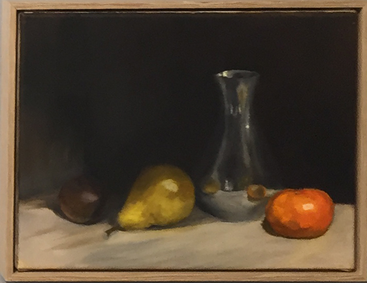 Tricia Ross, 'Alla Prima (Still Life)', 2016, Oil on canvas, 28 x 36 x 5cm. Courtesy the artist.
