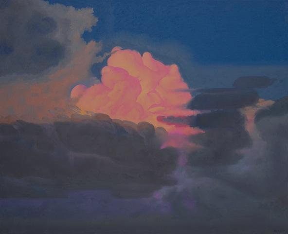 Rob Gutteridge, 'Avatar', 180x220cm. Courtesy the artist.