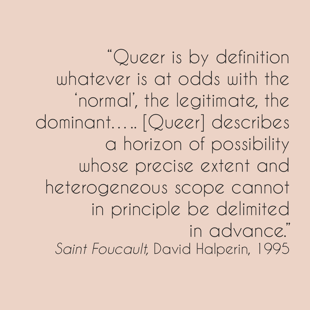 Queer quote