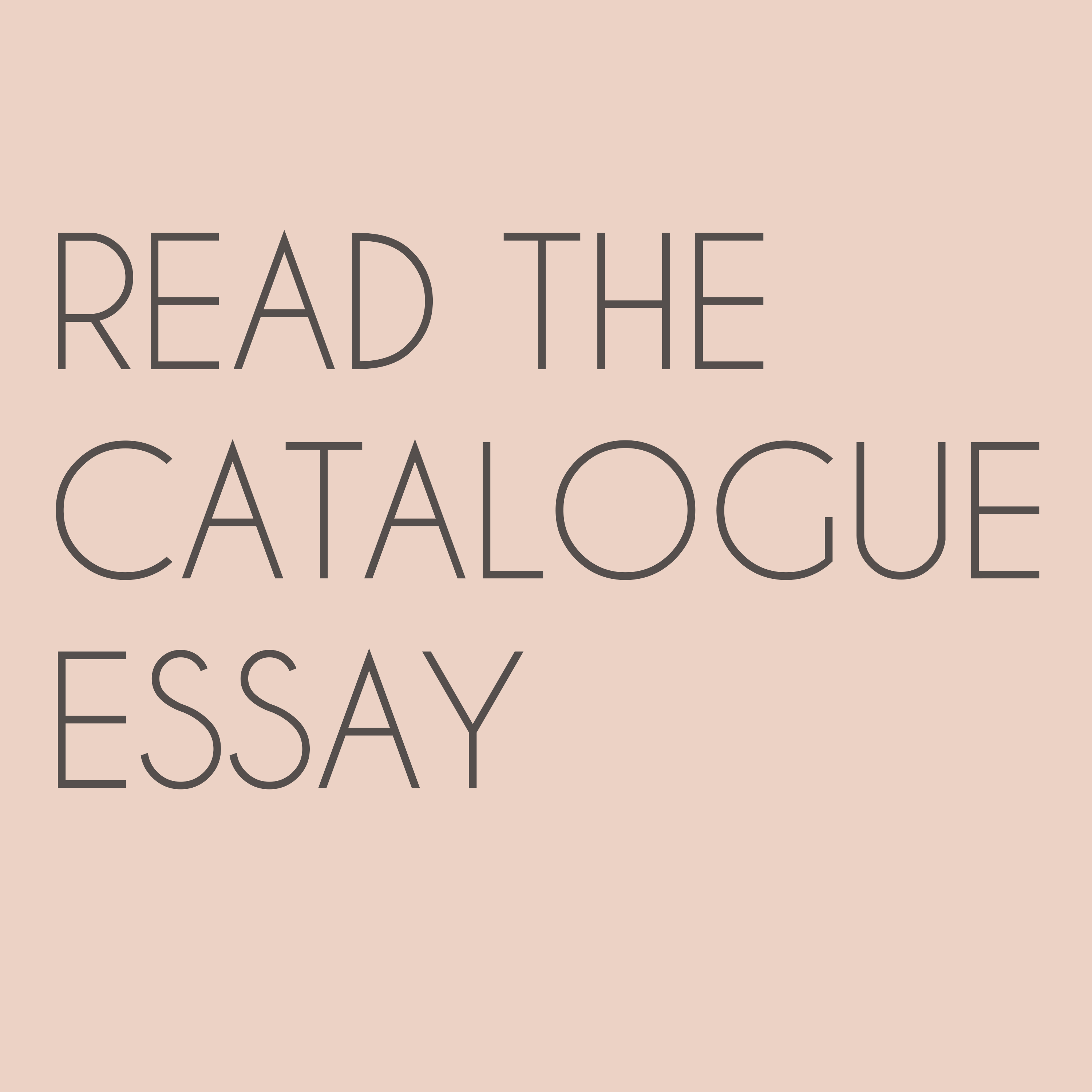 READ THE ESSAY