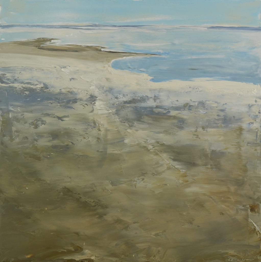 Catherine Fitz-Gerald, 'Waterways' series, 2020. For more information please contact the gallery.