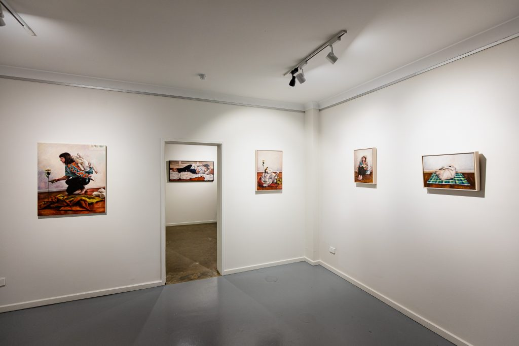 Installation view, 2021  Image by Rosina Possingham.